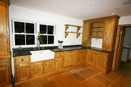 Rhodes Kitchen | Kitchens & Furniture | All Things Timber